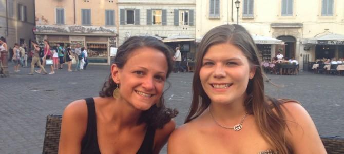 Italia: Roma (e Tivoli e Toscana)