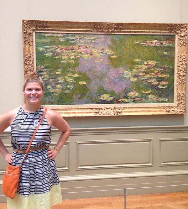Monet & Me [the Met]