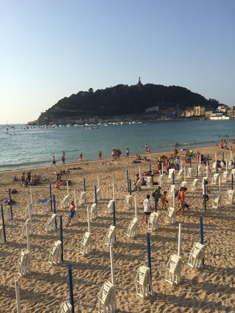 La Concha Beach - San Sebastian