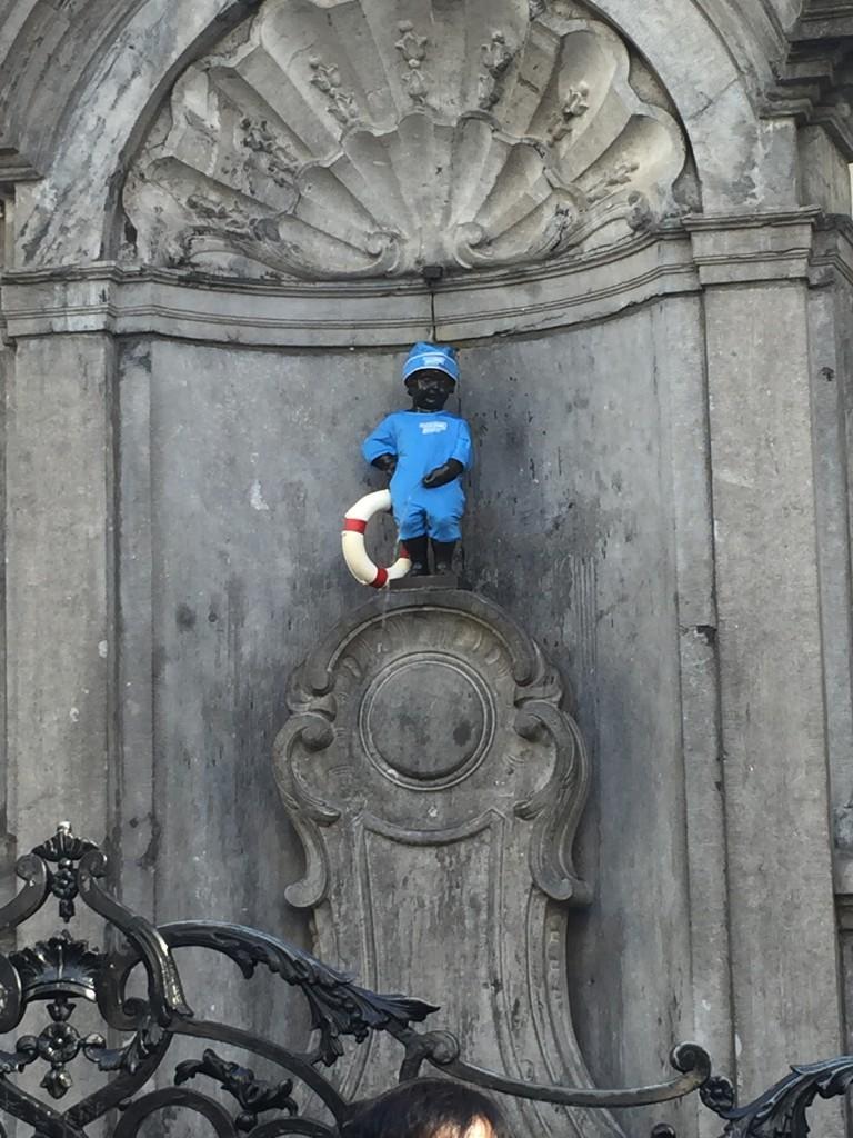 Mannekin Pis | Brussels