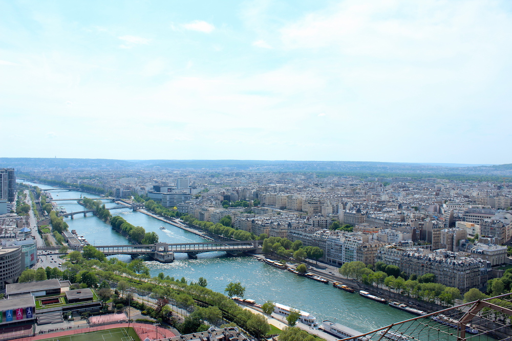 Views of the Seine