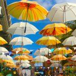 mauritius umbrellas
