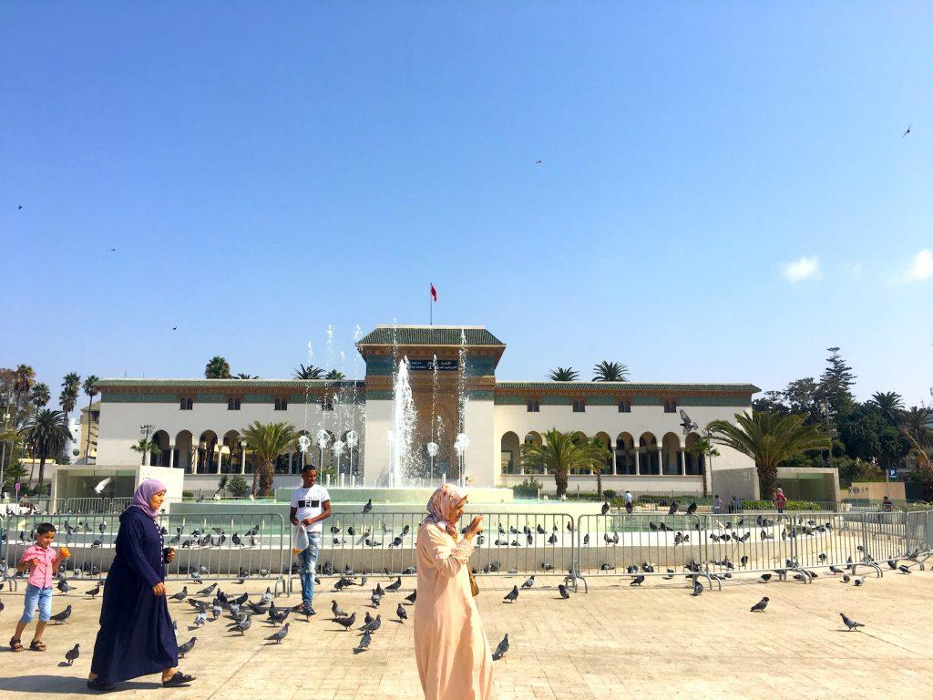 Place Mohammed V, Casablanca