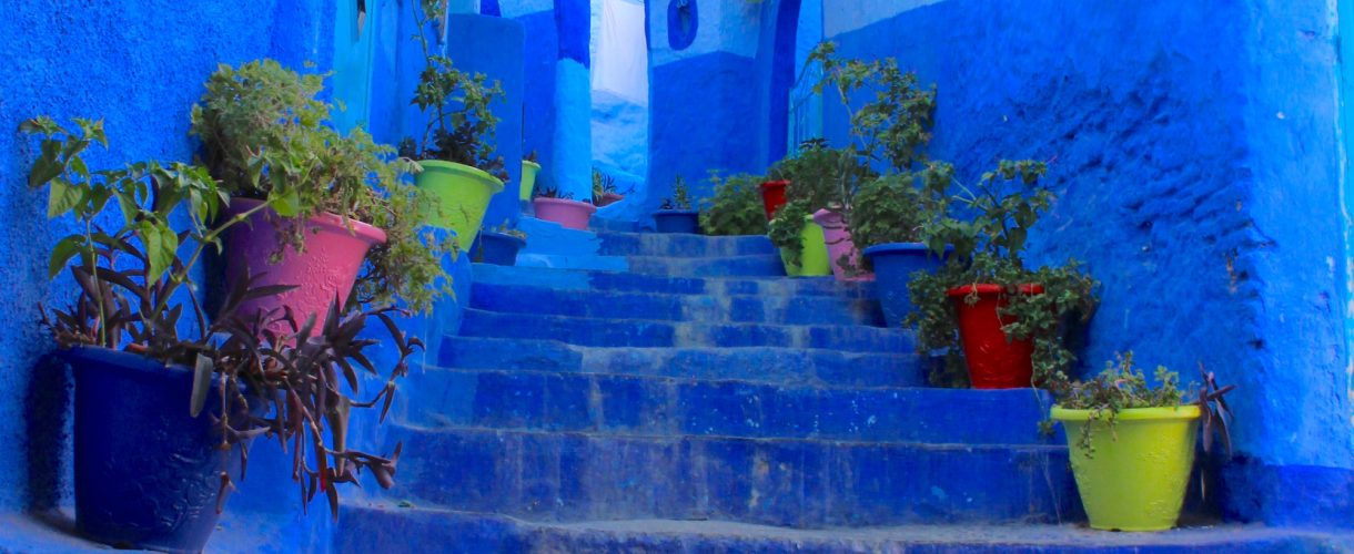 """Chefchaouen """"The Blue Pearl"""""""