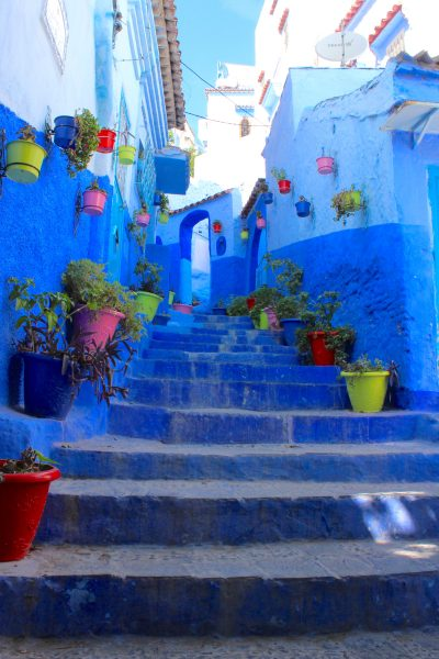 "Chefchaouen ""The Blue Pearl"""