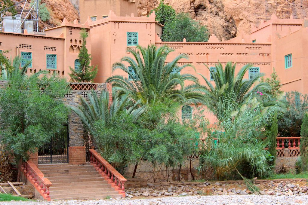 Architecture within Dades Valley