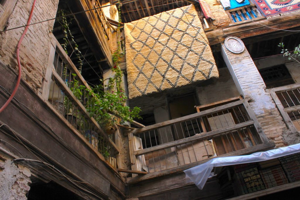 fes medina housing