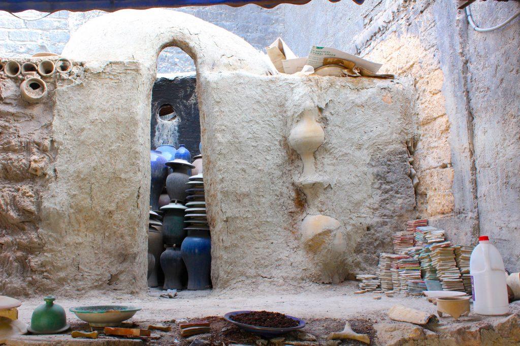Moroccan Tile and Ceramics