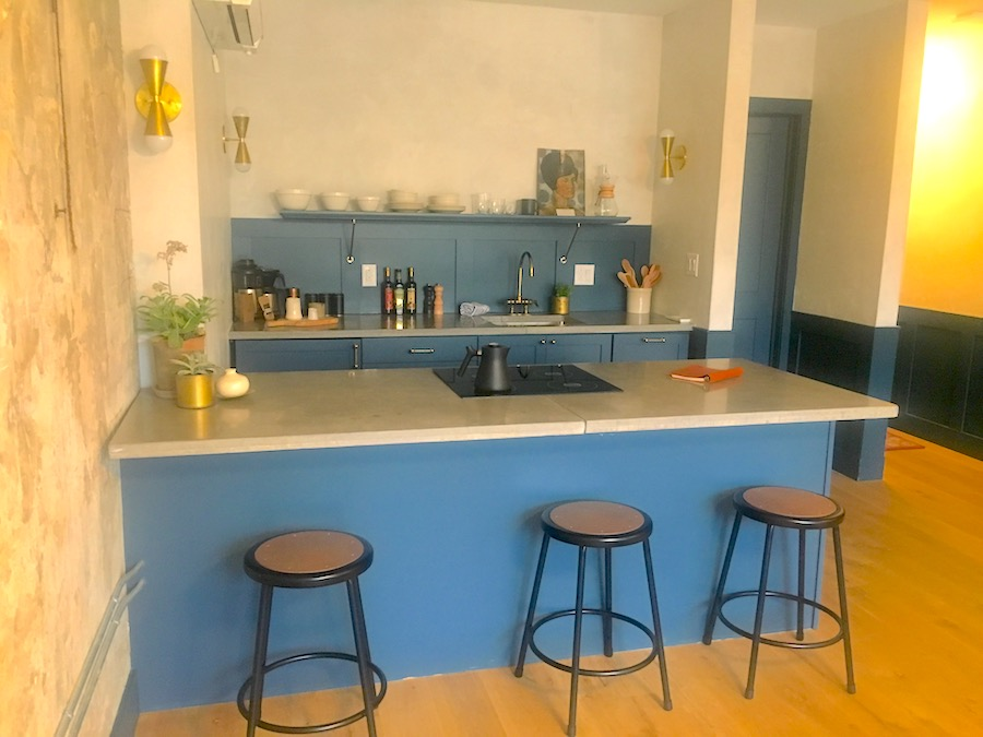 """The kitchen in my room """"Will"""" at Lokal"""