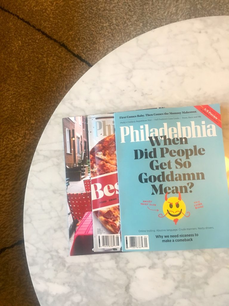 Philly magazines