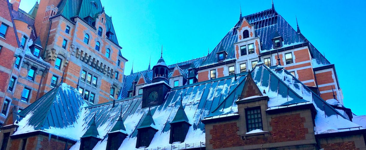 Quebec City – A taste of Europe in North America