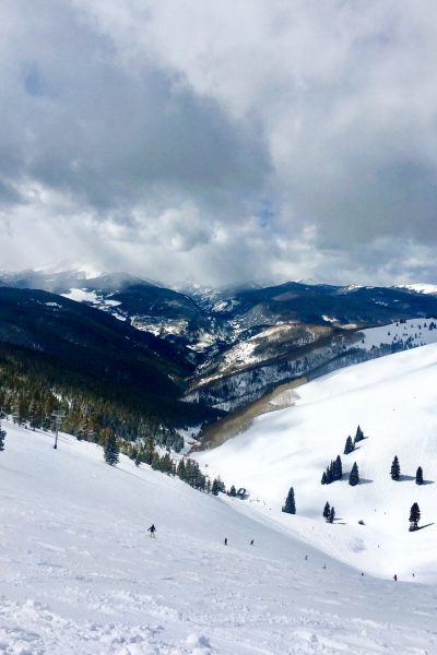 Vail, CO skiing