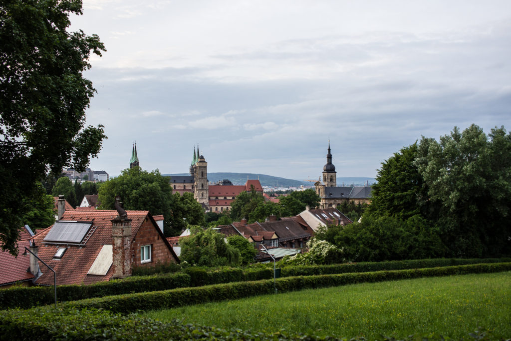 Bamberg city views