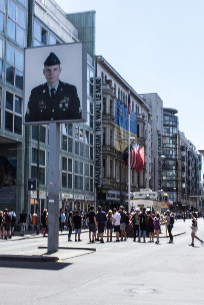 Checkpoint Charlie, Berlin
