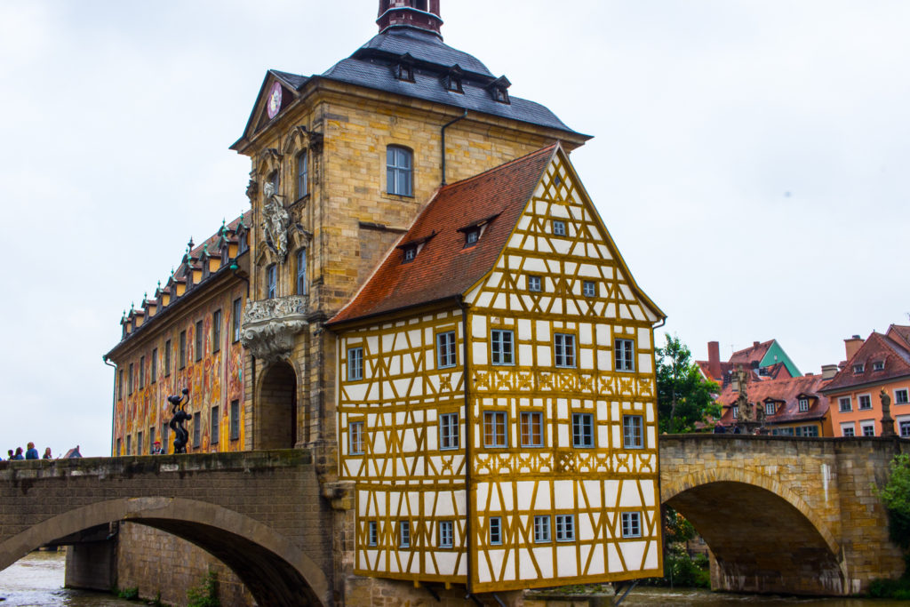 Altes Rathaus - Bamberg, Germany