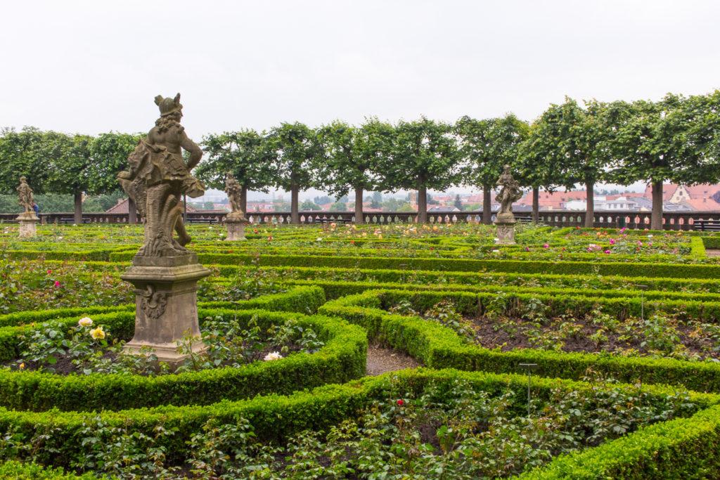Rosengarten Rose Garden, Bamberg