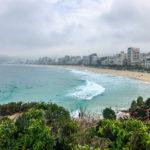 Ipanema Beach - Stone Arpoador